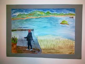 Kasvua Käsillä-koulutus: Vesivärimaalausta ja valokuvaa yhdistettynä   kuvataide peruskoulussa   Scoop.it