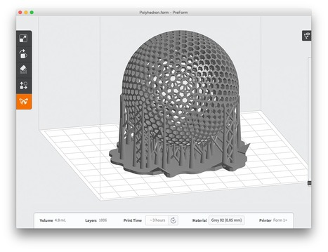 Logiciel PreForm — Formlabs | art web science and stuffs | Scoop.it