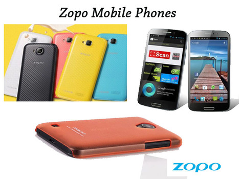Zopo mobile company | Zopo Mobile phone Company | Scoop.it