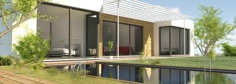 Les fenêtres d'une maison autonome en énergie | Menuiseries innovantes | Scoop.it
