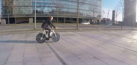 Solar Bike : le vélo électrique qui fonctionne à l'énergie solaire | Innovation - Environnement | Scoop.it