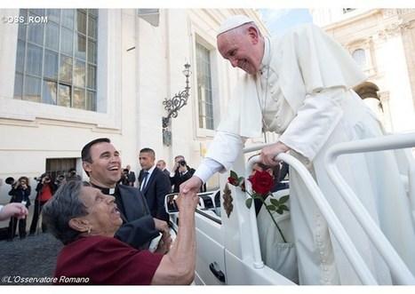Tvít pápeža Františka: Boh vždy odpúšťa, keď ho o to prosíme   Správy Výveska   Scoop.it