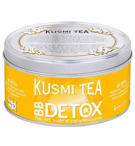 Le thé beauté par Kusmi Tea : le BB Détox | Fashion & Web | Scoop.it