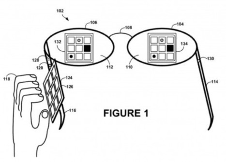 Google Glass controls and Artificial Intelligence detailed | Artificial Intelligence | Scoop.it