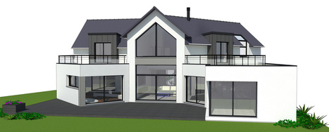 La maison innovante de demain dévoilée à Lisbonne   Conseil construction de maison   Scoop.it