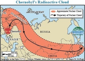 Geography in the News: Chernobyl's Legacy | Geography in the News | Scoop.it
