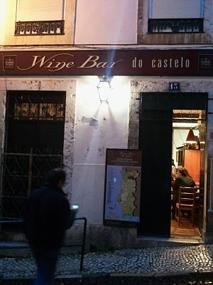 JÓJÓJOLI: Wine Bar do Castelo (Lisboa) | Wine Lovers | Scoop.it