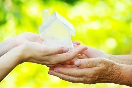 Tout savoir sur la donation d'un bien immobilier | Immobilier | Scoop.it