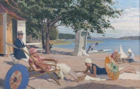 Amos Andersonin taidemuseon ART DECO ja taiteet – France   Art   Scoop.it