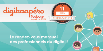 Digikaapéro #18 le 11 Juin 2013 dès 18H30 à La Cantine Toulouse | La Cantine Toulouse | Scoop.it