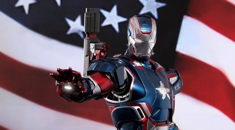 'Iron Man 3′ is the Most Political Superhero Movie Ever Made | Film School Rejects | Superhero Films | Scoop.it
