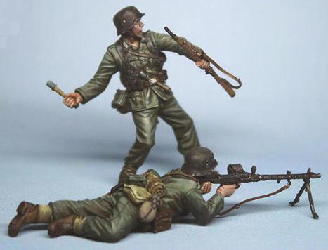 Lançamentos Qing Yi Miniatures | Military Miniatures H.Q. | Scoop.it
