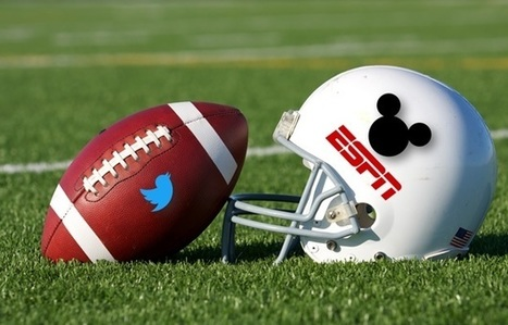 Why Twitter And Disney Would Make A Great Fit | SportonRadio | Scoop.it