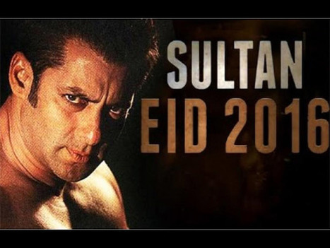 Finally! The Actresses Role In Salman Khan Starrer Sultan Is Revealed | Celebrity Entertainment News | Scoop.it