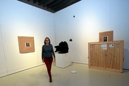 Nouvelle expo au Musée Soulages : Aurore Méchain est invitée à sortir de l'ombre | L'info tourisme en Aveyron | Scoop.it