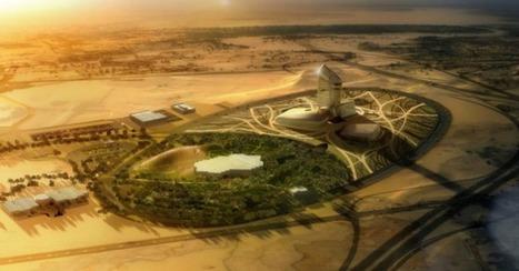 Contrat royal pour Sunna Design en Arabie saoudite | CREATI Aquitain | Scoop.it