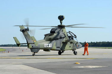 German army gets first Tigers upgraded for Afghan duty - EC665 | D-FENS | Scoop.it