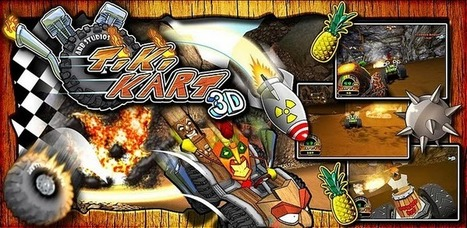 Tiki Kart 3D - Apps on Android Market | Best of Android | Scoop.it