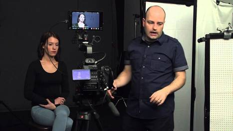 ▶ Sneak Peek at theC47 Book Light Kit with Jem Schofield - YouTube | Digital filmaking | Scoop.it