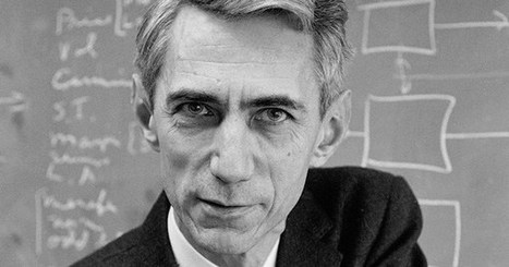 How the Bit Was Born: Claude Shannon and the Invention of Information | Big Data - Visual Analytics | Scoop.it