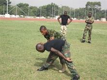 Marines conduct non-lethal weapons training in Nigeria > Marine Corps Forces Europe > News Article Display | Marines | Scoop.it