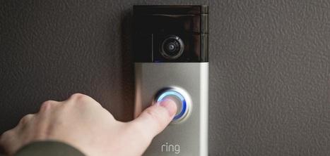 Smart Doorbell Doubles as Security Device   Videointercom IP   Scoop.it