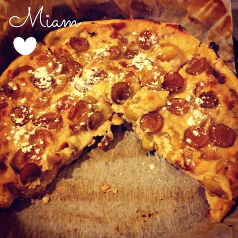 Pas de goûter sans ma tarte aux mirabelles ! | Recettes faciles | Scoop.it