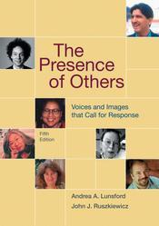 Bedford/St. Martin's: The Presence of Others Fifth Edition by Andrea A. Lunsford; John J. Ruszkiewicz | Collective intelligence 2.0 | Scoop.it