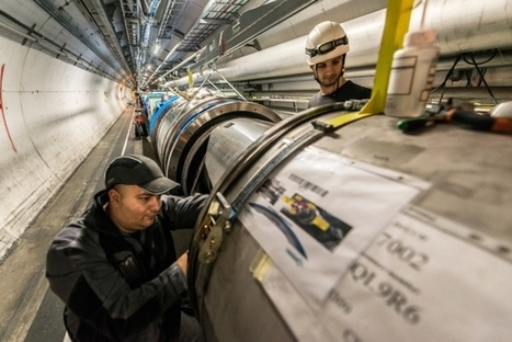 Physicists plan to build a bigger LHC | Physics | Scoop.it