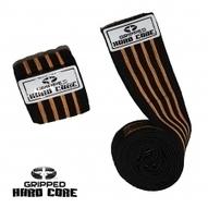 Hard Core Knee Wraps | Gripped Fitness | Scoop.it