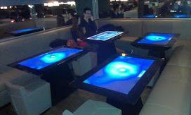 La carte sur table interactive au bar à cocktail le Touch'In.   Idées et inspiration   Scoop.it