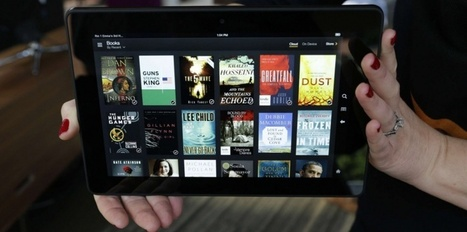 Amazon, Scribd, Youboox, Youscribe... La course aux ebooks en illimité | Softmobiles - Créateur de solutions mobiles & tactiles | Scoop.it