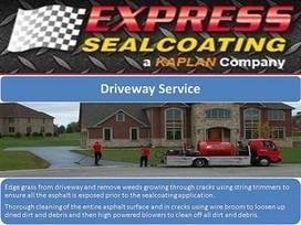 Express Sealcoating: Seal Coating Company in Green Oaks, IL. Powered by RebelMouse | Express Sealcoating | Scoop.it