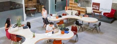 Ecco l'ufficio del futuro! | InTime - Social Media Magazine | Scoop.it