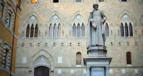 Banques, Bourse, économie: l'Italie, le malade de l'Europe | L'Europe en questions | Scoop.it