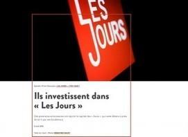 Les Jours: Niel et Pigasse entrent au capital | DocPresseESJ | Scoop.it