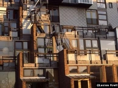 'Simone et Lucien Kroll : une architecture habitée', au lieu unique ... - Le Courrier de l'Architecte | Architecture | Scoop.it