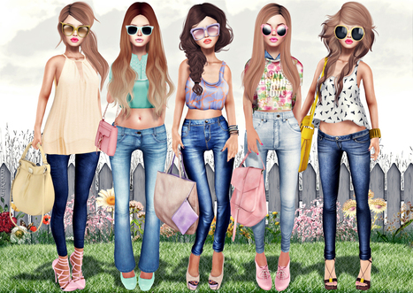 LOTD#191 | Meri - first and second life aggregator | Scoop.it