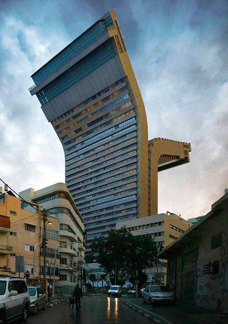 Arquitecturas retocadas con Photoshop. | Arquitectura: Opinió. | Scoop.it