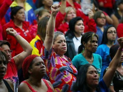 La misogynie de l'opposition vénézuélienne, par Lidia Falcón O'Neill | Venezuela | Scoop.it