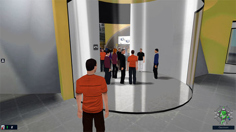 A Serious Second Life for B-Schools—No 'Big Bird' Avatars Allowed | Leadership Development in Virtual Worlds | Scoop.it