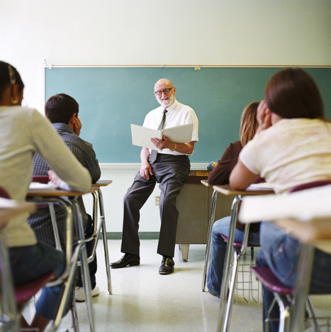 A Way To Prevent Burnout?   Effective classrooms and schools   Scoop.it