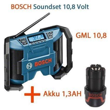 -1-   Bosch Soundset Akkuradio – Netzradio GML 10,8V-Li 2x5Watt Musikleistung mit AUX-In-Kabel + 1x Akku 10,8V 1,3AH   Krabbeldecken Günstig   Scoop.it