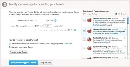 Twitter For Business: 4 Tips for Using Twitter Ads & Promoted Tweets | Digital Culture Class 2012 | Scoop.it