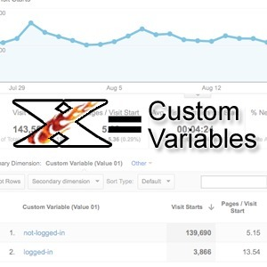 20 Ways to Use Google Analytics Custom Variables | Lectures web | Scoop.it