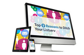 Top 9 Reasons to Ditch your Listserv | Government Communications | Scoop.it