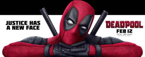 Deadpool Posters Take the Piss Out of Valentine's Day and Emojis | Le cinéma, d'où qu'il soit. | Scoop.it