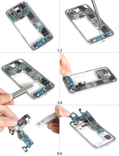 Samsung Galaxy S5 Mini Teardown | Smartphone DIY Repair Guide | Scoop.it