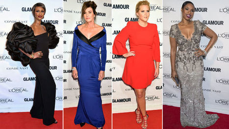 Glamour Women of the Year Awards: Red carpet fashion | Smart Fashions and deals | Scoop.it