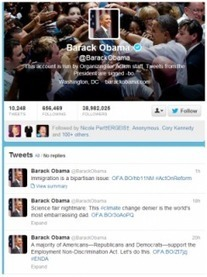 Syrian Hackers Claim Twitter And Facebook Accounts Of Obama | The Money Times | syria-freedom | Scoop.it